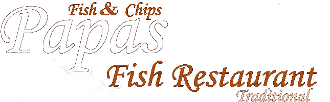 Papas Fish & Chips Logo